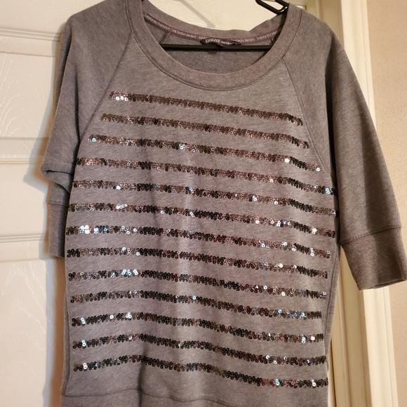 Victoria's Secret Tops - Gray sweatshirt